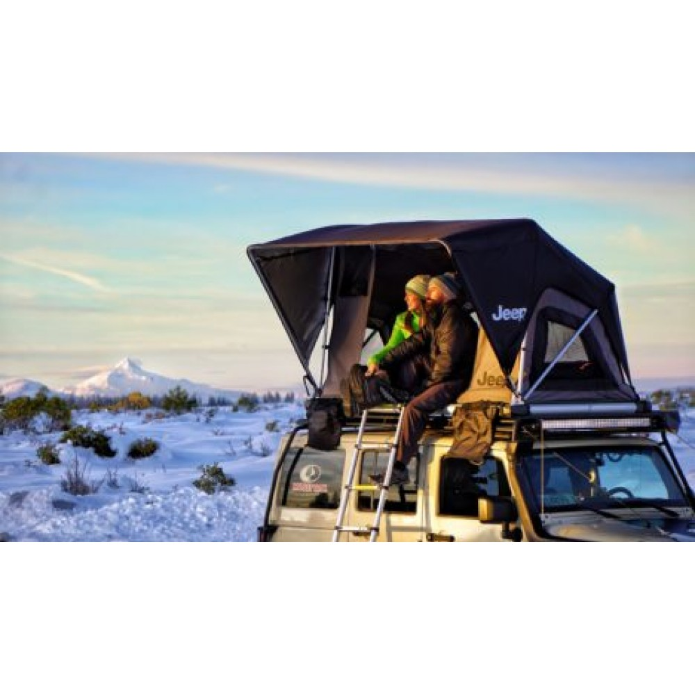 ADVENTURE SERIES M49 JEEP EDITION ROOF TOP TENT - FREE SPIRIT