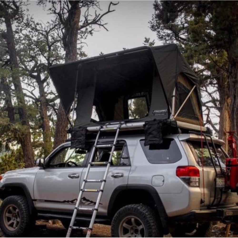 ADVENTURE SERIES M55 ROOF TOP TENT - FREE SPIRIT & ADVENTURE SERIES M55 ROOF TOP TENT